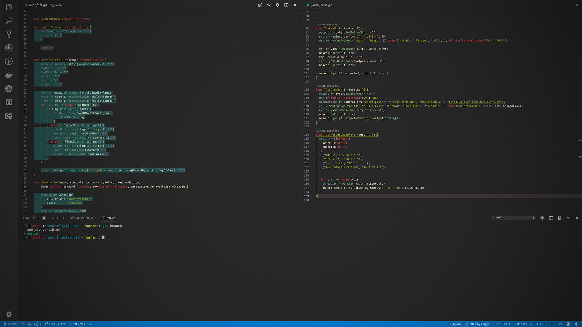 Visual Studio Code for Vim Users